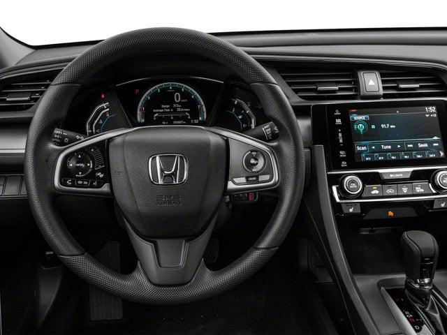 2018 Honda Civic Sedan LX Fwd Back Up Camera in Fairfax ...