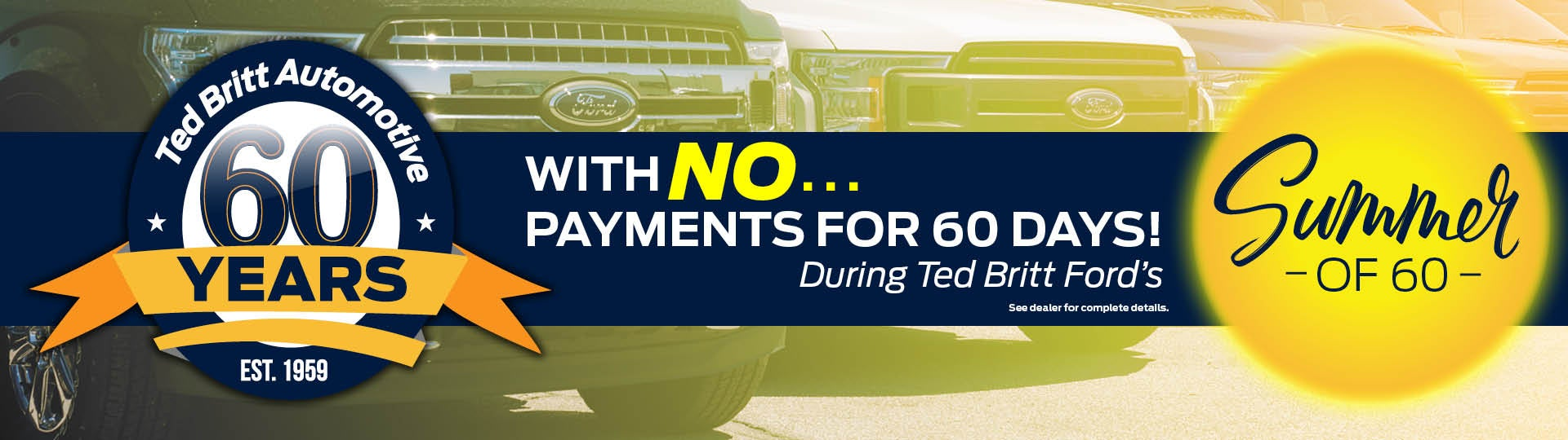 New Ford Cars Truck & SUVs For Sale | Ted Britt Ford in Fairfax